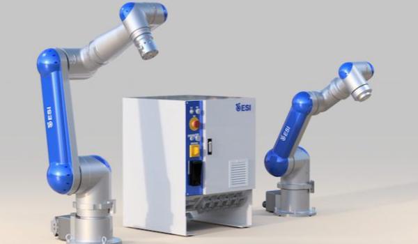 Collaborative Robot 6 Axis Robotic Arm Cobot