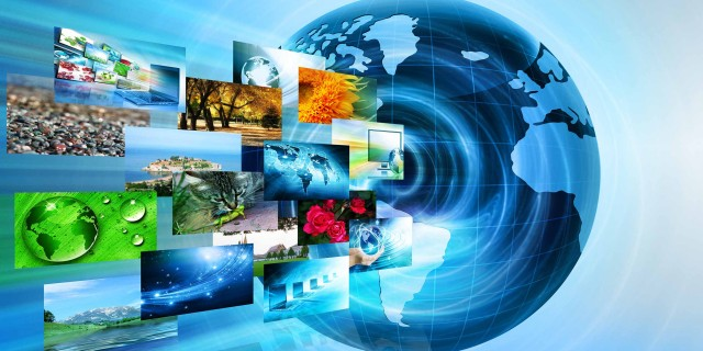 Image That Depicts The Technology And Entertainment Industry.